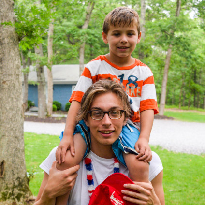 staff-camper-piggyback